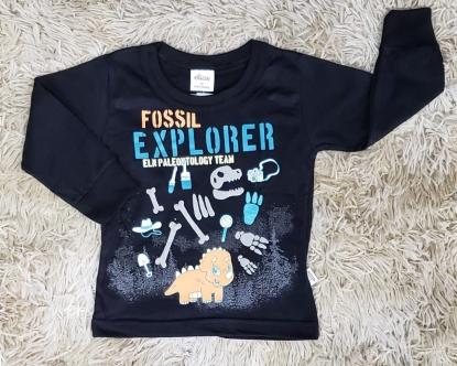 Camiseta Manga Longa Explorer