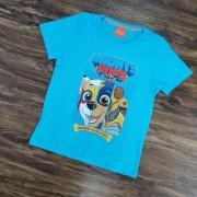 Camiseta Mights Pups Infantil