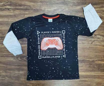 Camiseta Player Infantil