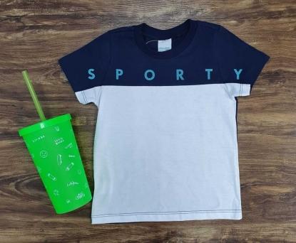 Camiseta Sporty Infantil