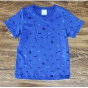 Camiseta Street Azul