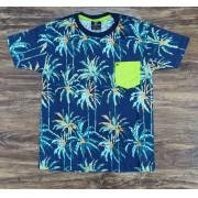 Camiseta Tropical Infantil