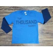 Camiseta Two Thousand Twenty Infantil