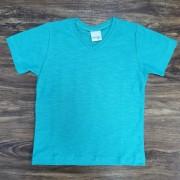 Camiseta Verde Infantil