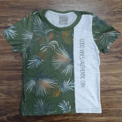 Camiseta Vibes Authentic Infantil