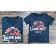 Camisetas Jurassic Park Pai e Filho