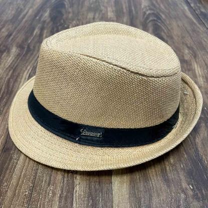 Chapéu Panamá Infantil Areia