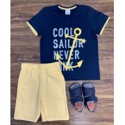 Conjunto Sailor Infantil