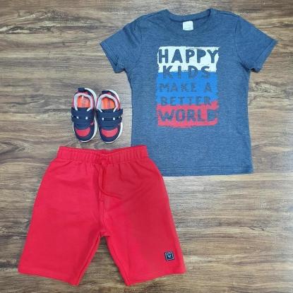 Conjunto Happy Kids Make a Better World Infantil