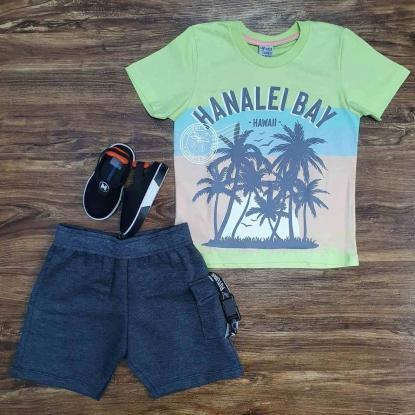 Conjunto Hawai Infantil