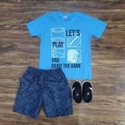 Conjunto Let's Play Infantil