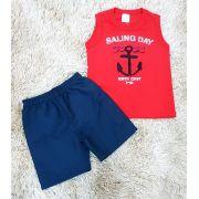Conjunto Malwee Sailing Day