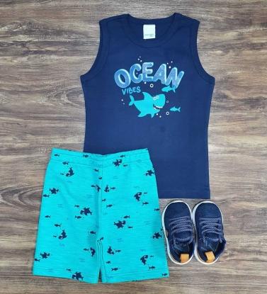 Conjunto Ocean Infantil