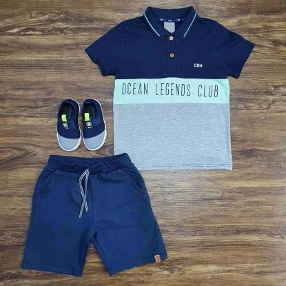 Conjunto Ocean Legends Club Infantil