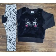 Conjunto Panda Infantil
