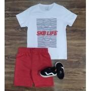 Conjunto SK8 Life Infantil