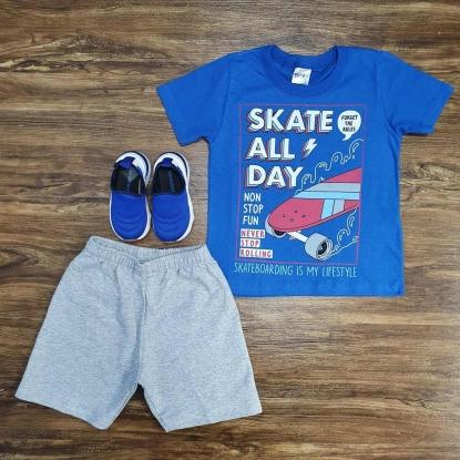 Conjunto Skate All Day Infantil