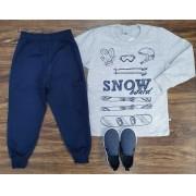 Conjunto Snow Board Infantil