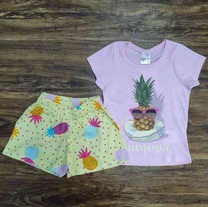Conjunto Summer Pineapple Infantil