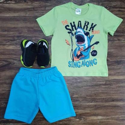 Conjunto The Shark Song Infantil