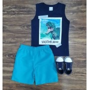 Conjunto Vocation Mood Infantil