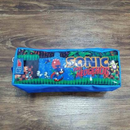 Estojo Azul Sonic