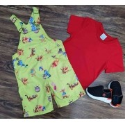 Look Ursinho Pooh Infantil