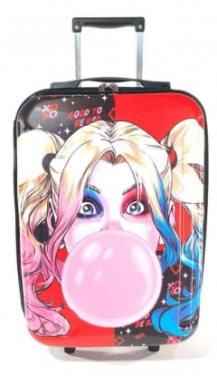 Mala de Viagem Harley Quinn
