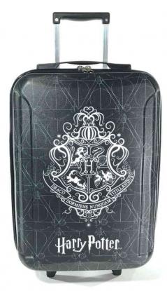 Mala de Viagem Harry Potter Preta