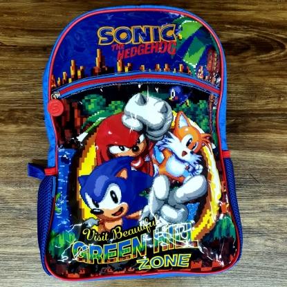 Mochila de Costas Sonic