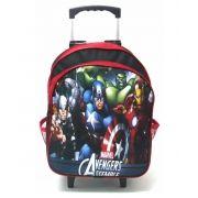 Mochila de Rodinha Avengers/Vingadores