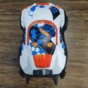 Mochila de Rodinhase com Hot Wheels Terrian Storm Infantil