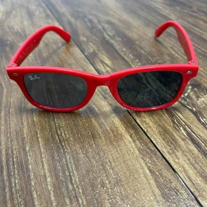 Óculo Escuro Vermelho Infantil
