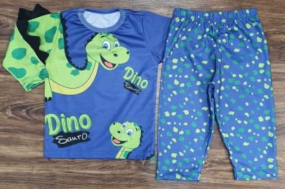 Pijama Dino Infantil