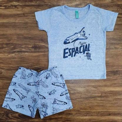 Pijama Infantil Espacial