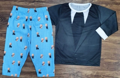 Pijama Infantil Poderoso Chefinho