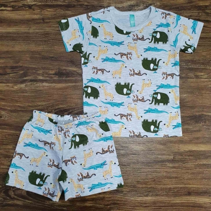 Pijama Safari Infantil