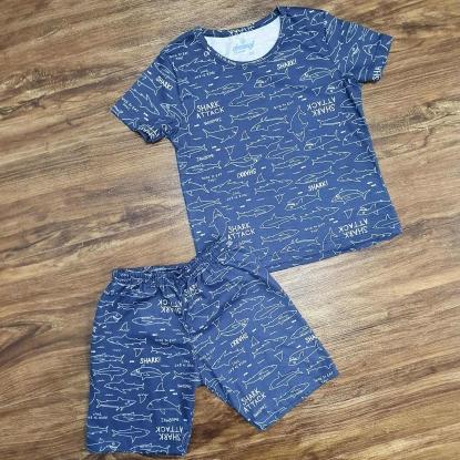 Pijama Shark Attack Infantil