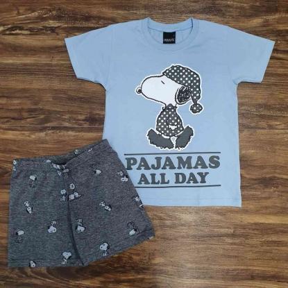 Pijama Snoopy Infantil