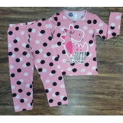 Pijama Super Cuteness Infantil