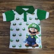 Polo Luigi Infantil