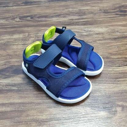 Sandália Casual Azul Marinho Infantil