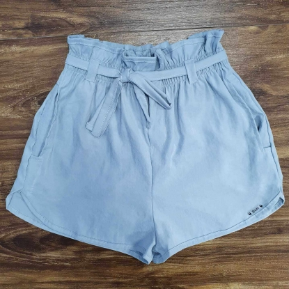 Shorts Feminino com Cordão
