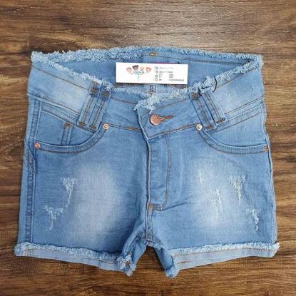 Shorts Jeans Claro Infantil