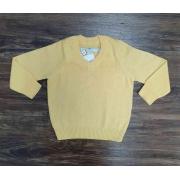 Suéter Amarelo Infantil