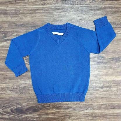 Suéter Azul Infantil
