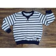 Suéter Listrado Infantil