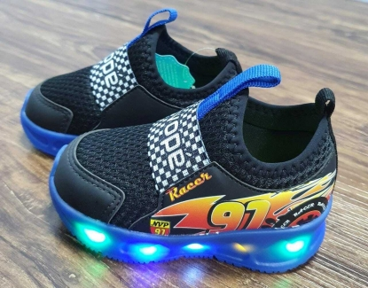 Tênis de LED Racer Infantil