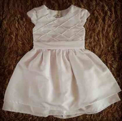 Vestido Batizado Infantil