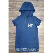 Vestido Curto NY Infantil